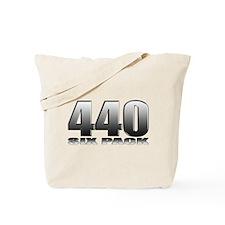440 Six Pack Tote Bag