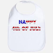 4Th July Gift Bib