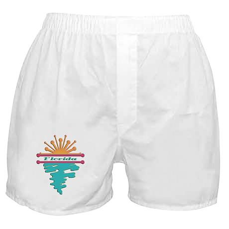 Florida: Sunset Boxer Shorts