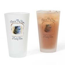 This is My Idea of Daily Fiber Drinking Glass