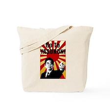 Abe Yasukuni Tote Bag