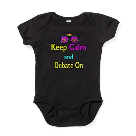 Crown Sunglasses Keep Calm And Debate On Baby Body
