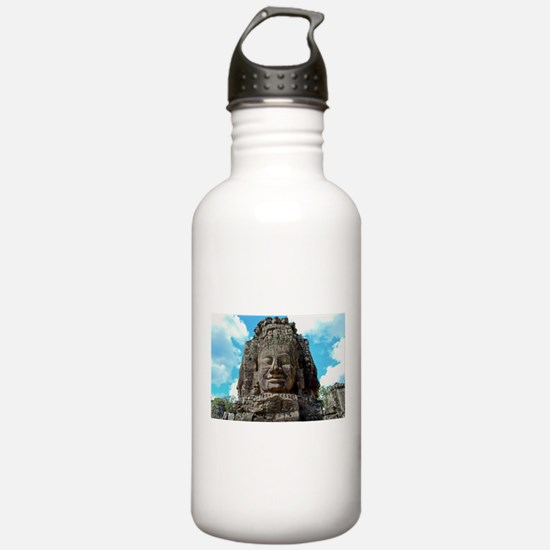 Smiling Buddha Water Bottle