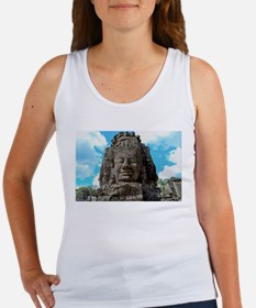 Smiling Buddha Tank Top