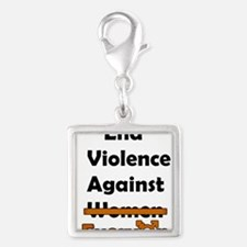 End Violence Against Everyone Charms