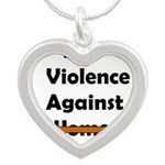 End Violence Against Everyone Necklaces