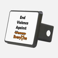 End Violence Against Everyone Hitch Cover