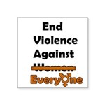 End Violence Against Everyone Sticker