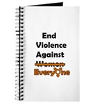 End Violence Against Everyone Journal