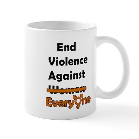 End Violence Against Everyone Mug