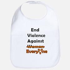 End Violence Against Everyone Bib