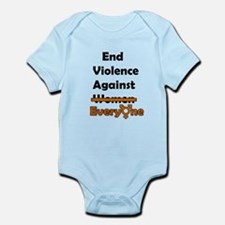 End Violence Against Everyone Body Suit