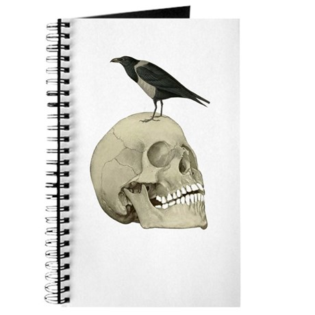 Skull And Raven Journal