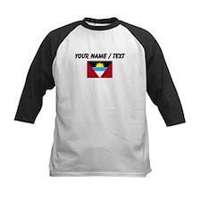 Custom Antigua and Barbuda Flag Baseball Jersey