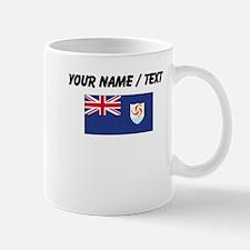 Custom Anguilla Flag Mug
