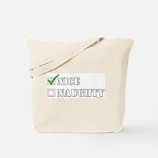 I'm Nice Tote Bag