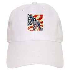 Happy Independence Day Baseball Baseball Cap