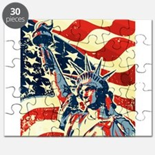 Happy Independence Day Puzzle
