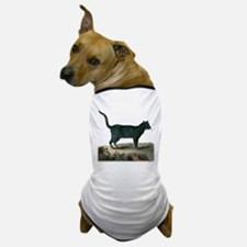 Chartreux Cat Dog T-Shirt