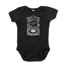 Ophelia's Very Bitter Absinthe Baby Bodysuit