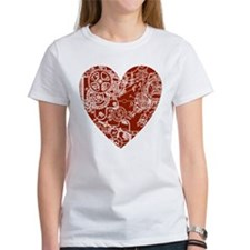 Clockwork Heart Tee