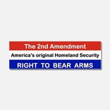 2ND AMENDMENT ORGINAL HOMELAND SECURITY...car magn