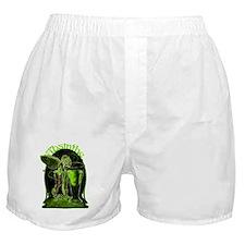 Absinthe Fairy Dark Boxer Shorts