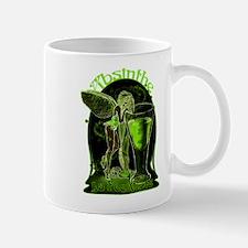 Absinthe Fairy Dark Mug