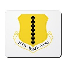 17th Bomb Wing Mousepad
