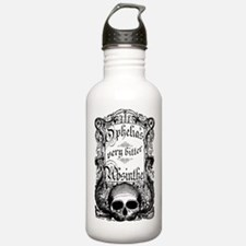 Ophelia's Very Bitter Absinthe Water Bottle