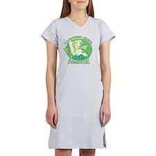 Wicked Girl Absinthe Women's Nightshirt