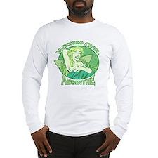 Wicked Girl Absinthe Long Sleeve T-Shirt