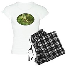 Absinthe Fairy Collage Pajamas