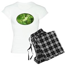 La Fee Verte Collage Pajamas