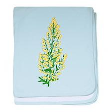 Absentia Flower baby blanket