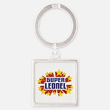 Leonel the Super Hero Keychains