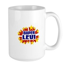 Levi the Super Hero Mug