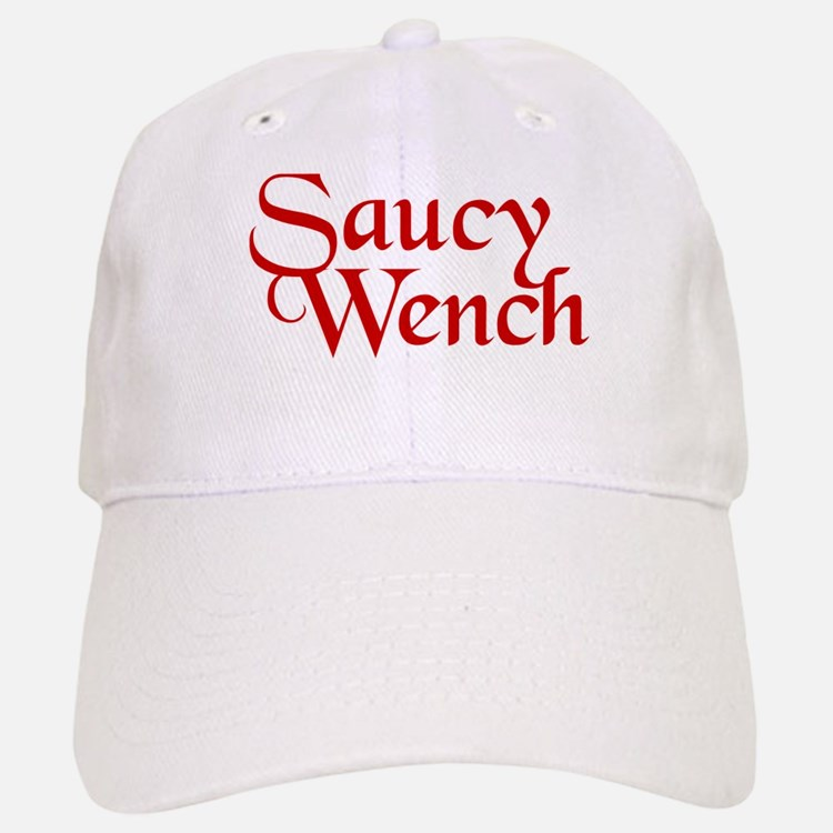 Saucy Wench Baseball Baseball Cap