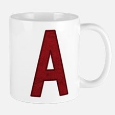Scarlet Letter A Mug