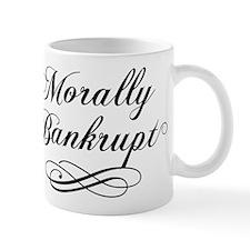 Morally Bankrupt Mug