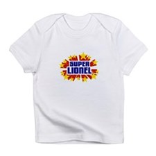 Lionel the Super Hero Infant T-Shirt