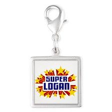 Logan the Super Hero Charms
