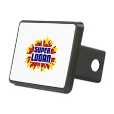 Logan the Super Hero Hitch Cover
