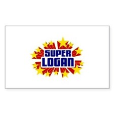 Logan the Super Hero Decal