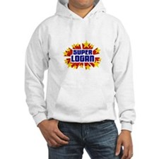 Logan the Super Hero Hoodie