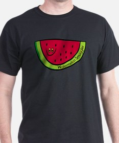 watermelon_smuggler_maternity copy T-Shirt