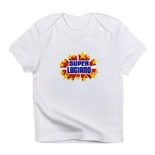 Luciano the Super Hero Infant T-Shirt