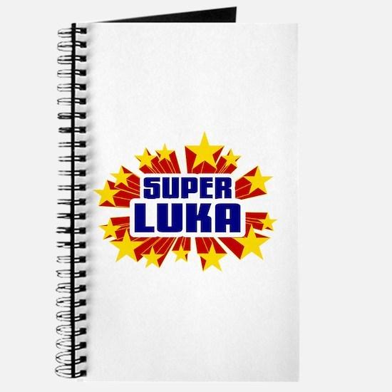 Luka the Super Hero Journal