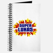 Lukas the Super Hero Journal