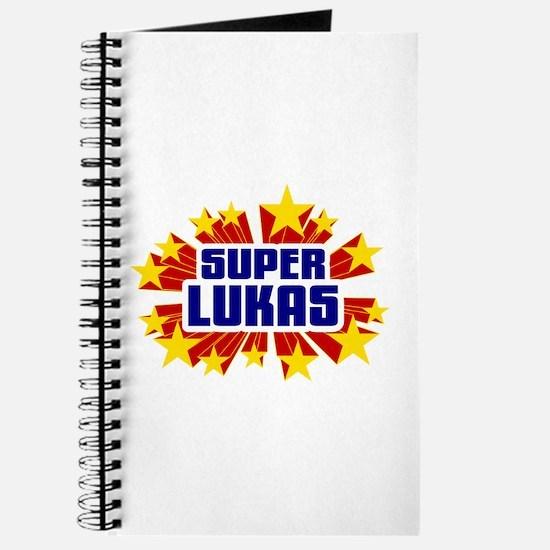 Lukas the Super Hero Journal